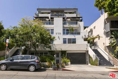 West Hollywood Rental For Rent: 8703 West West Knoll Drive #105