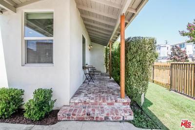 Single Family Home For Sale: 1653 South Curson Avenue