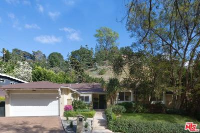 Single Family Home For Sale: 1632 San Ysidro Drive