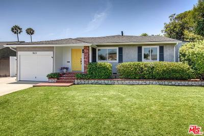 Single Family Home For Sale: 8631 Wiley Post Avenue