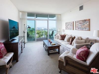 Marina Del Rey Rental For Rent: 13700 Marina Pointe Drive #704