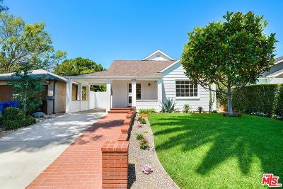 Pacific Palisades Single Family Home For Sale: 545 Swarthmore Avenue