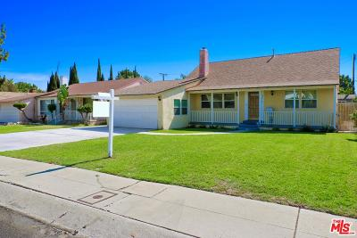 Los Angeles Single Family Home Active Under Contract: 3814 South Redondo Boulevard