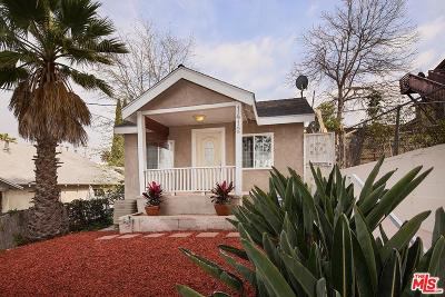 Los Angeles Single Family Home For Sale: 1412 Waterloo Street