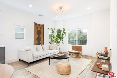Echo Park Condo/Townhouse For Sale: 426 North Rampart Boulevard