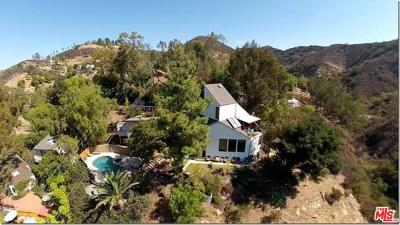 Topanga Single Family Home For Sale: 22878 Portage Circle Drive