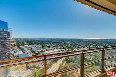 Los Angeles Condo/Townhouse For Sale: 1 West Century Drive #34B