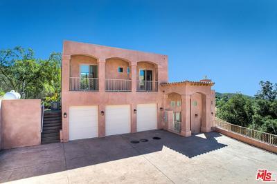 Malibu Single Family Home For Sale: 27126 Carrita Road