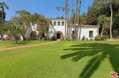 Los Angeles Single Family Home For Sale: 592 North Beverly Glen Boulevard
