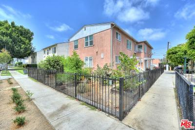Los Angeles County Residential Income For Sale: 5466 Kinston Avenue