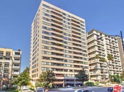 Los Angeles County Condo/Townhouse For Sale: 10551 Wilshire Boulevard #402