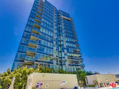 Los Angeles Condo/Townhouse For Sale: 1155 South Grand Avenue #811