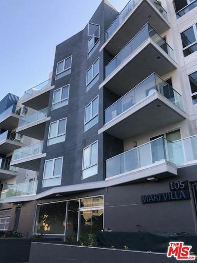 Los Angeles Condo/Townhouse For Sale: 105 South Mariposa Avenue #409