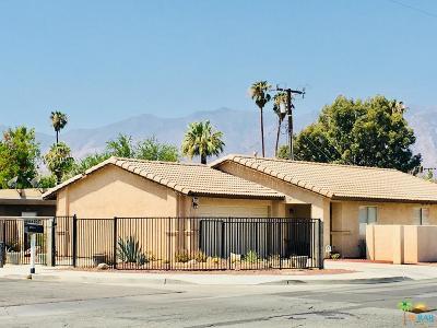Cathedral City Single Family Home For Sale: 31521 Avenida La Gaviota