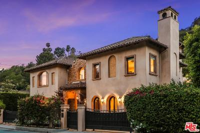 Los Angeles Single Family Home For Sale: 1191 North Bundy Drive