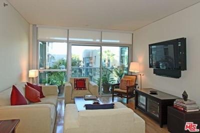 Marina Del Rey Rental For Rent: 13650 Marina Pointe Drive #606