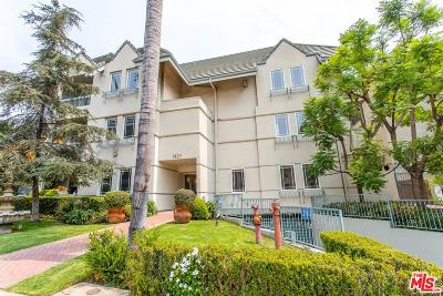 Los Angeles County Condo/Townhouse For Sale: 1426 North Laurel Avenue #301