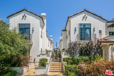 Santa Monica Condo/Townhouse For Sale: 917 19th Street #106