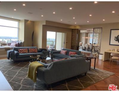 Los Angeles Condo/Townhouse For Sale: 1 Century Drive #6A