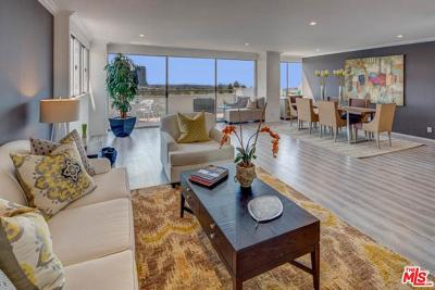 Los Angeles County Condo/Townhouse For Sale: 875 Comstock Avenue #10B