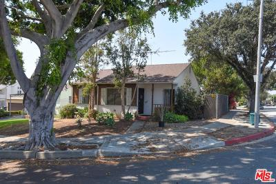 Culver City Single Family Home For Sale: 10801 Galvin Street