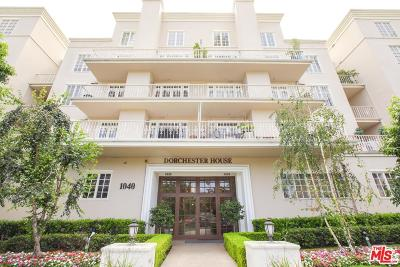 Santa Monica Condo/Townhouse For Sale: 1040 4th Street #301
