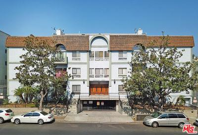 Los Angeles Condo/Townhouse For Sale: 431 South Kingsley Drive #305