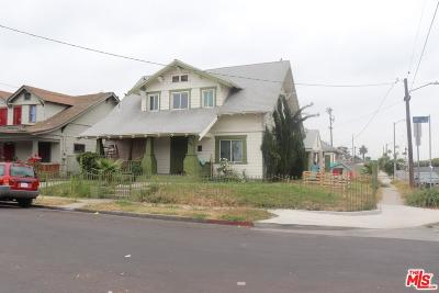 Los Angeles CA Residential Income For Sale: $535,000