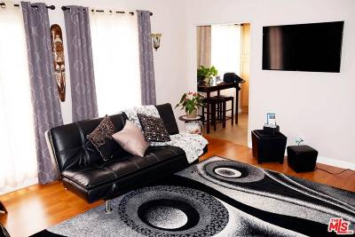 Los Angeles Condo/Townhouse For Sale: 1347 North Mansfield Avenue #2