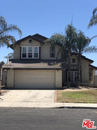 Camarillo Single Family Home For Sale: 5952 Palomar Circle