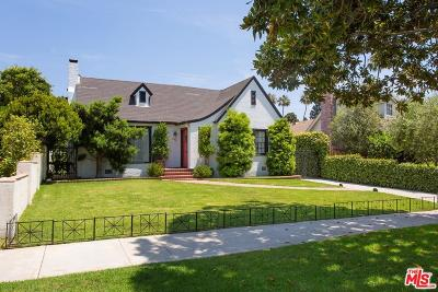 Santa Monica Single Family Home For Sale: 443 Euclid Street