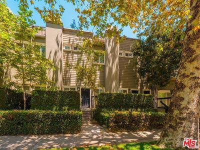 Los Angeles County Condo/Townhouse For Sale: 11033 Massachusetts Avenue #13