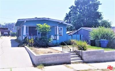 Los Angeles Single Family Home For Sale: 534 Wheeling Way
