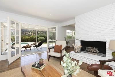 Encino Single Family Home For Sale: 16970 Strawberry Drive