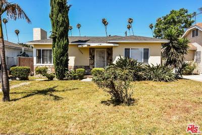 Los Angeles Single Family Home For Sale: 4335 Arlington Avenue