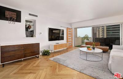 Los Angeles County Condo/Townhouse For Sale: 10450 Wilshire #6C