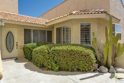 Desert Hot Springs Single Family Home For Sale: 9740 Warwick Drive