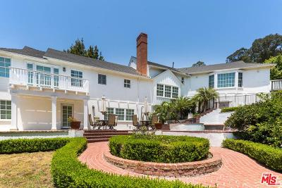 Los Angeles Single Family Home For Sale: 657 North Saltair Avenue