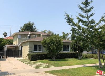 Los Angeles Single Family Home For Sale: 2671 Greenfield Avenue