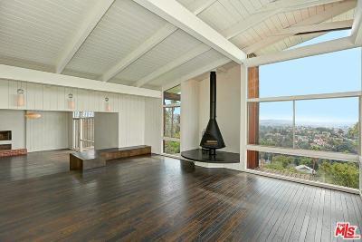 Los Angeles Single Family Home For Sale: 6904 Los Tilos Road