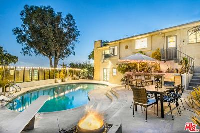 Los Angeles Single Family Home For Sale: 5640 Arch Crest Drive