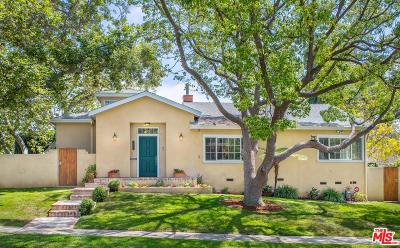 Cheviot Hills/Rancho Park (C08) Single Family Home For Sale: 2871 South Malcolm Avenue