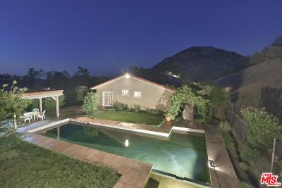 Malibu CA Single Family Home For Sale: $3,395,000