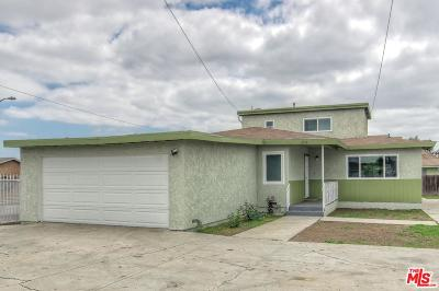 Compton Single Family Home For Sale: 304 South Central Avenue