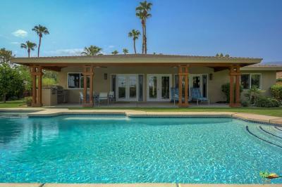 Palm Desert Single Family Home For Sale: 72870 Tamarisk Street