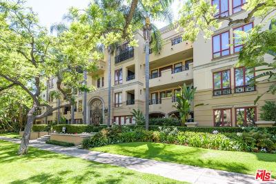 Beverly Hills Condo/Townhouse For Sale: 411 North Oakhurst Drive #103