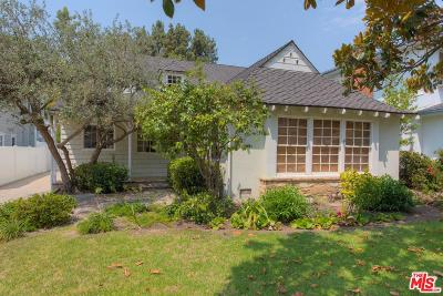 Los Angeles CA Single Family Home Sold: $2,349,000