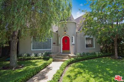 Los Angeles Single Family Home For Sale: 8302 West 4th Street