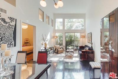 Studio City Condo/Townhouse For Sale: 12837 Moorpark Street #103
