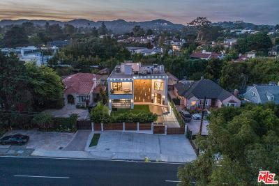 Los Angeles Single Family Home For Sale: 12443 West Sunset